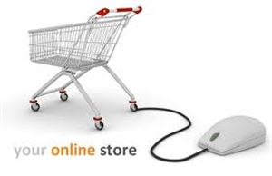 Picture of Online Store e-commerce shopping cart and content management software (All-in-one)