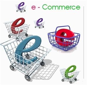 Picture of E commerce development