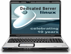 Picture of Dedicated Server Linux